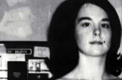19-year-old college student Karen Sprinker was killed in Brudos' garage after kidnapped her from a department store parking lot. It is reported that Brudos made her model women's underwear and pose for photos. He then killed her by hanging her from a hook in his ceiling, then had sex with her body and cut off her breasts.
