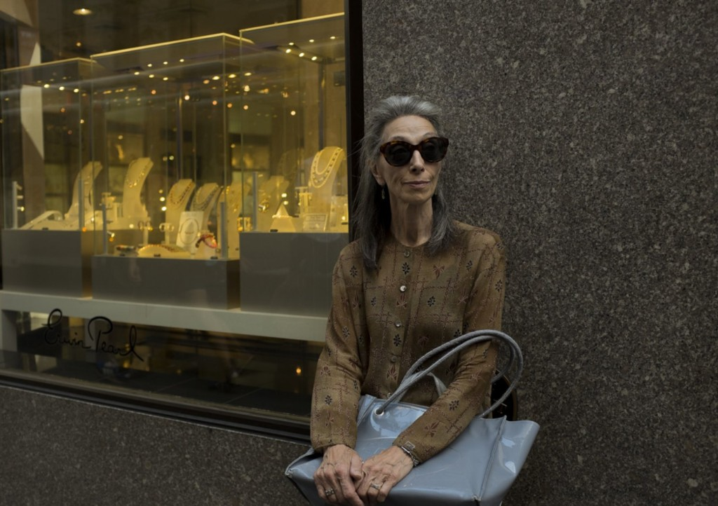 The Multiple Faces of New York Women / © Athina Lugez