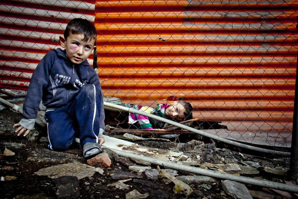 Born in Destroyed Factory / © Famil Mahmudbeyli - EyeTime 2015 Finalist - Emerging Talent