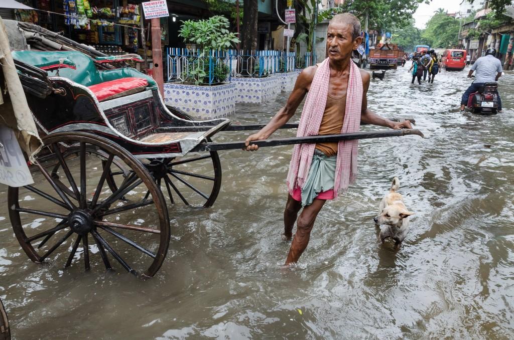 City Life / © Puranjit Gangopadhyay - EyeTime 2015 Finalist - Emerging Talent
