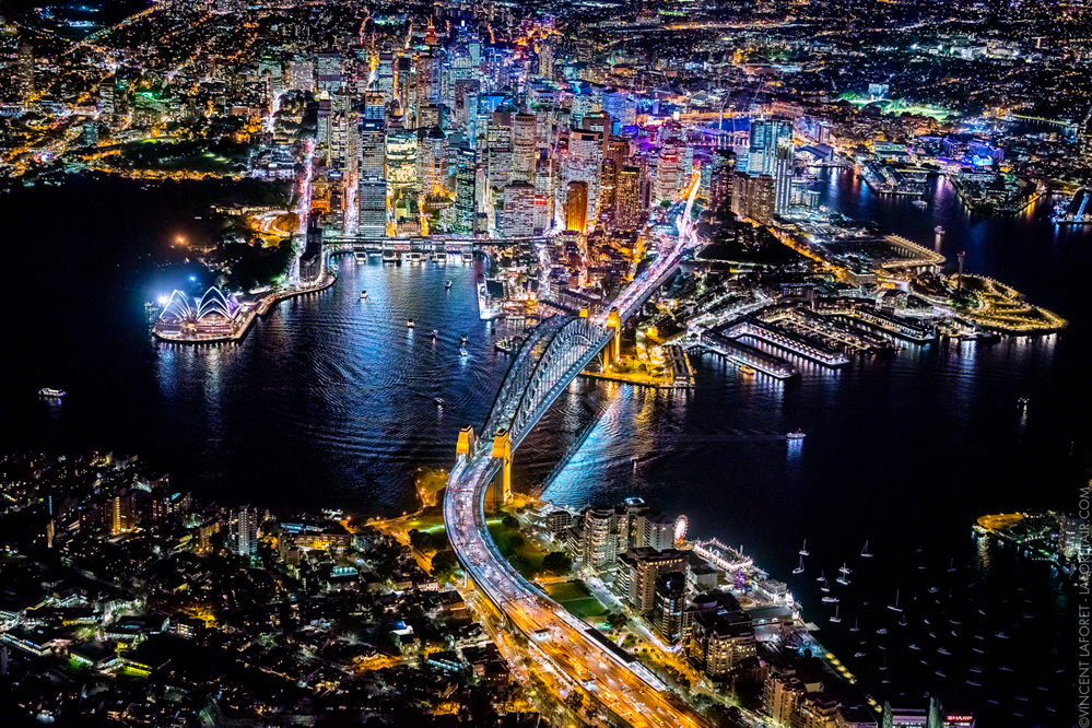AIR by Vincent Laforet (Sydney 1)