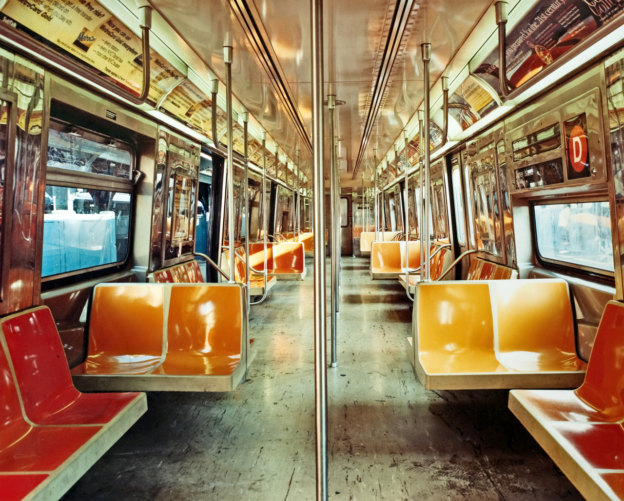 D Train NYC Subway Car_Matt Petosa