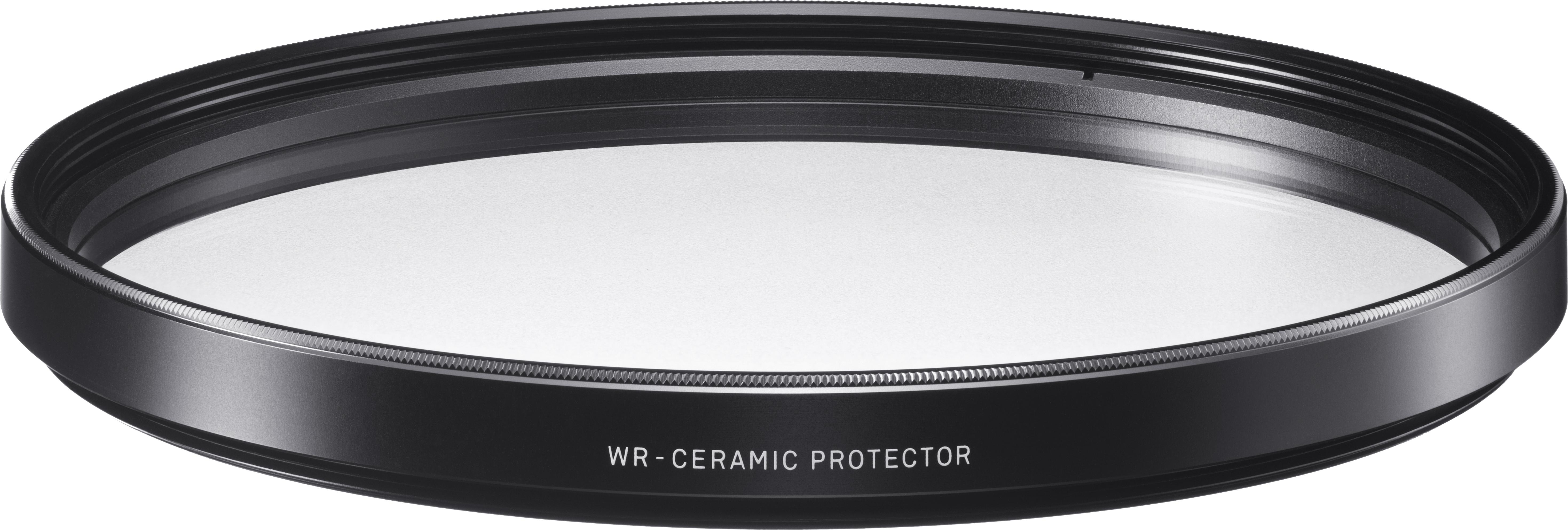 Sigma Clear Glass Ceramic filter