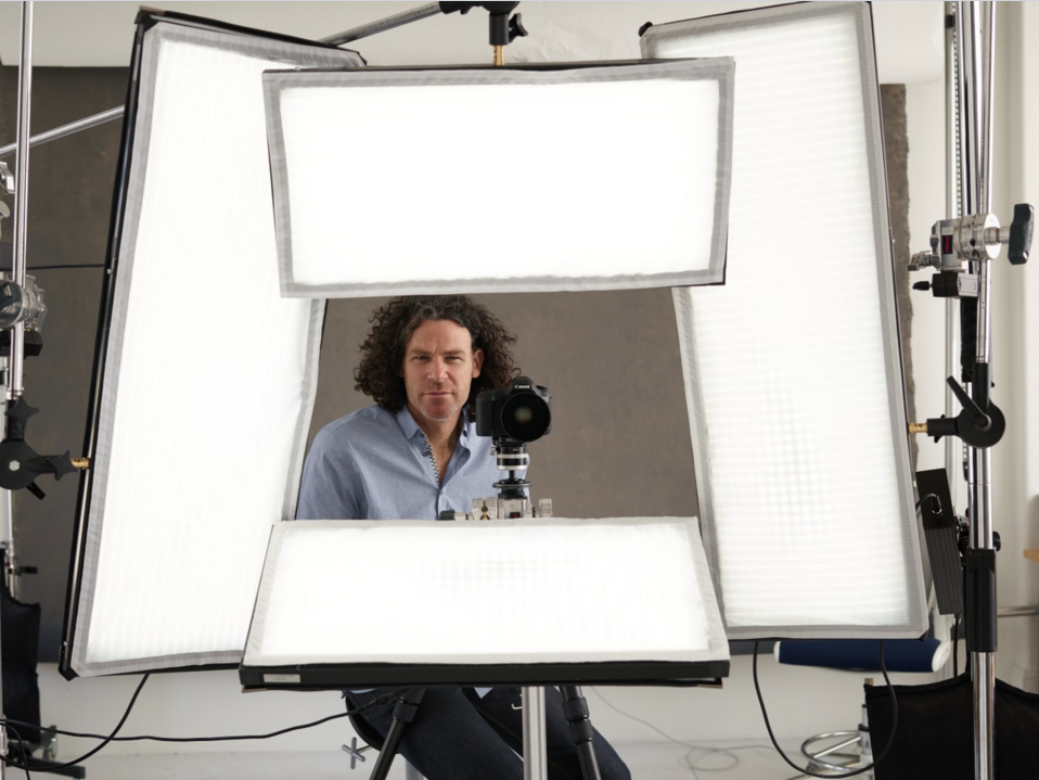 Peter Hurley and the Flex Kit