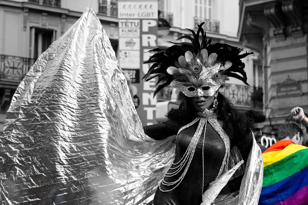 L'identit? sexuelle, par Franck Vervial