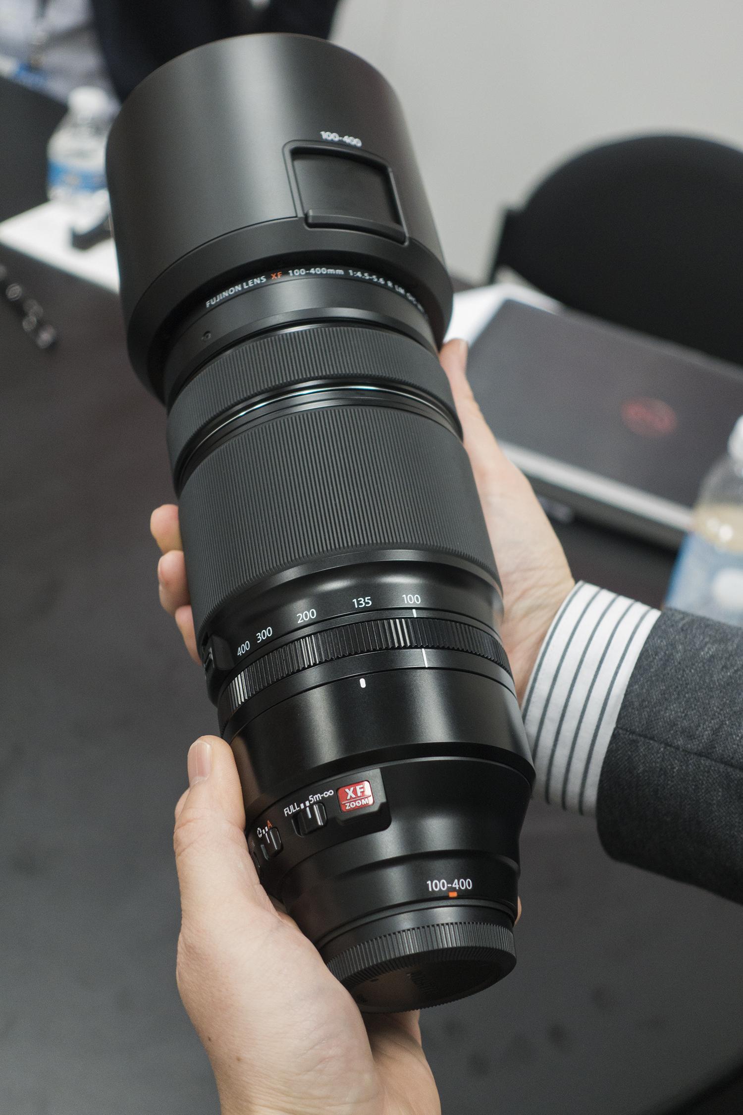 Fujifilm 100-400mm