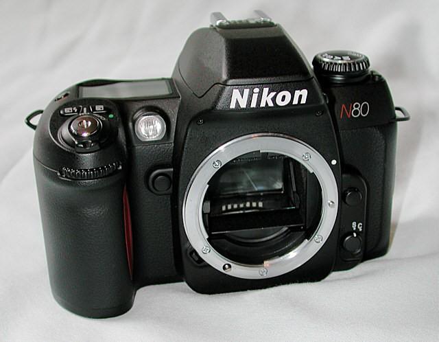 nikonn80