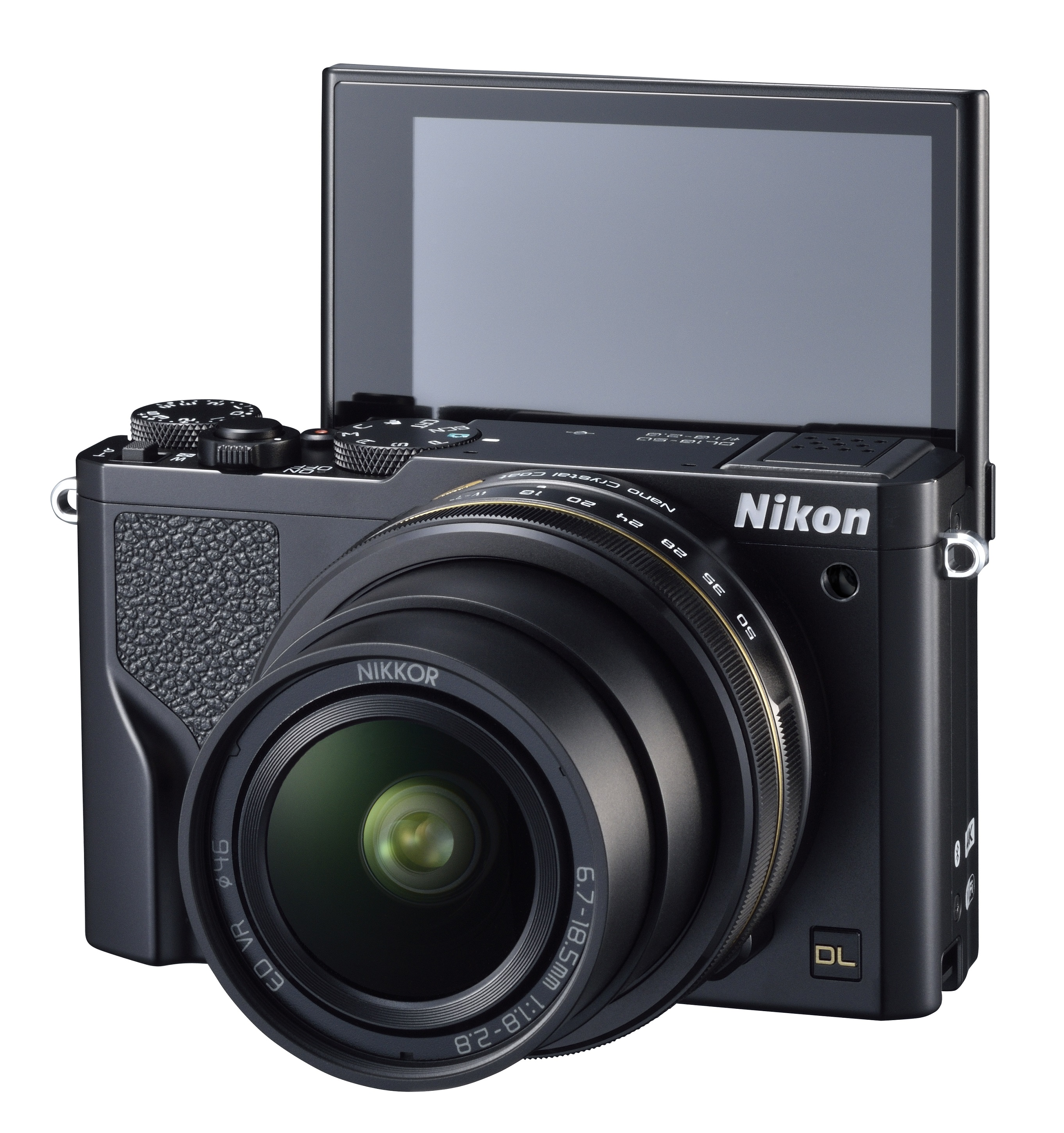 """Nikon Puts the """"Premium"""" Back in Compact with Three 20.8 MP, 4K ..."""