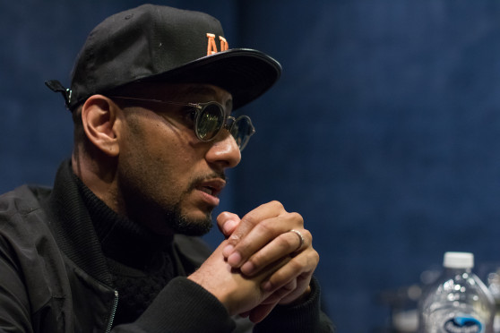 Resource Magazine interviews Swizz Beatz (Photo by Joseph Albano)