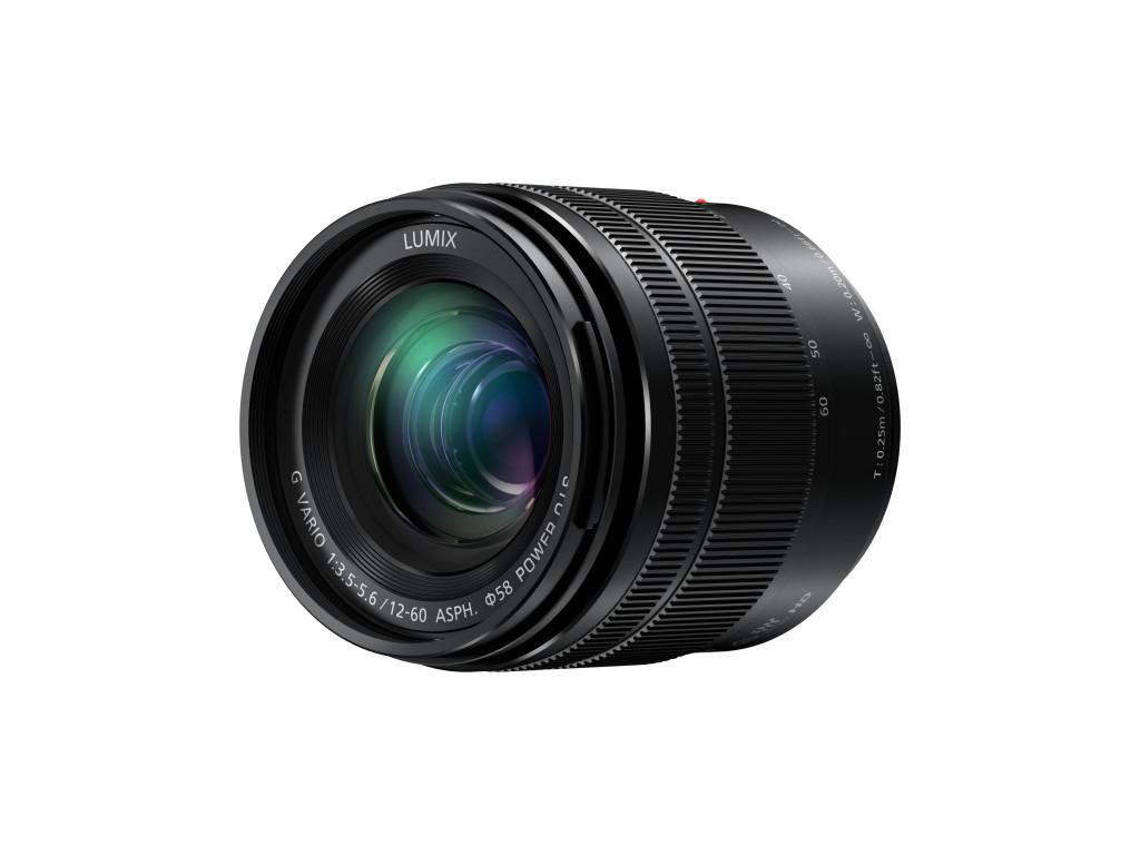 Panasonic 12-60mm Lens Announced