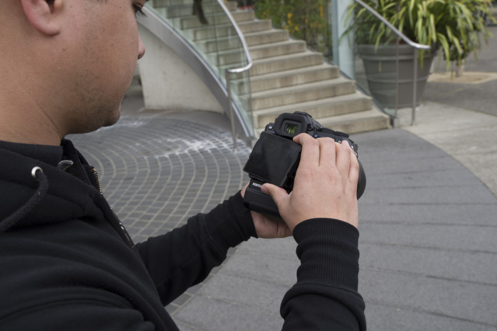 Pentax K1 Hands-On