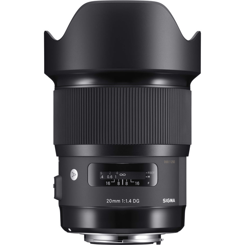 Sigma 20mm f1.4 Review