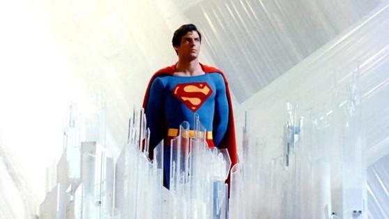 Superman memory crystal comics