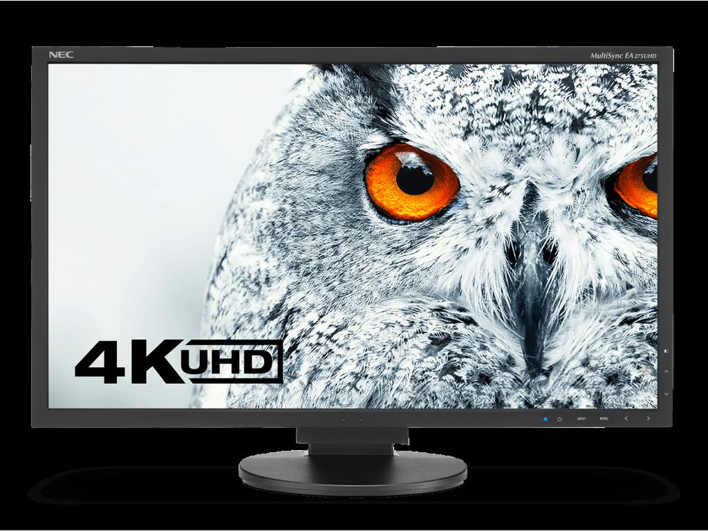 EA275UHD-DisplayViewFrontalBlack-Owl-Main
