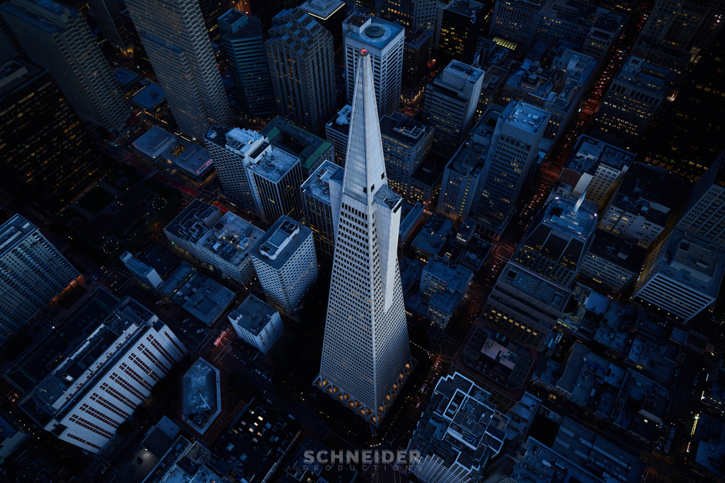 Jaron Schneider Aerial Backplate Photography San Francisco