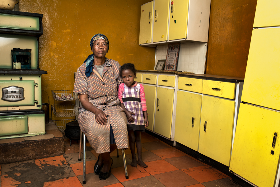 Matsekelo Masupha is the widow of Mokonyana Robert Masupha who worked in the gold mines for 29 yearsHe died in 2008 at 49 years old. He had siliscosis - Lesotho