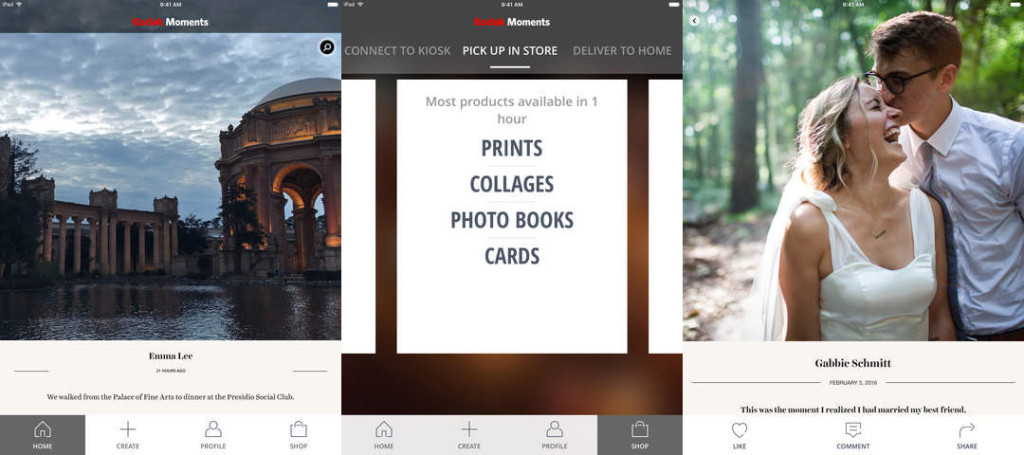 New Kodak App Hopes To Help You Share Those Special 'Moments