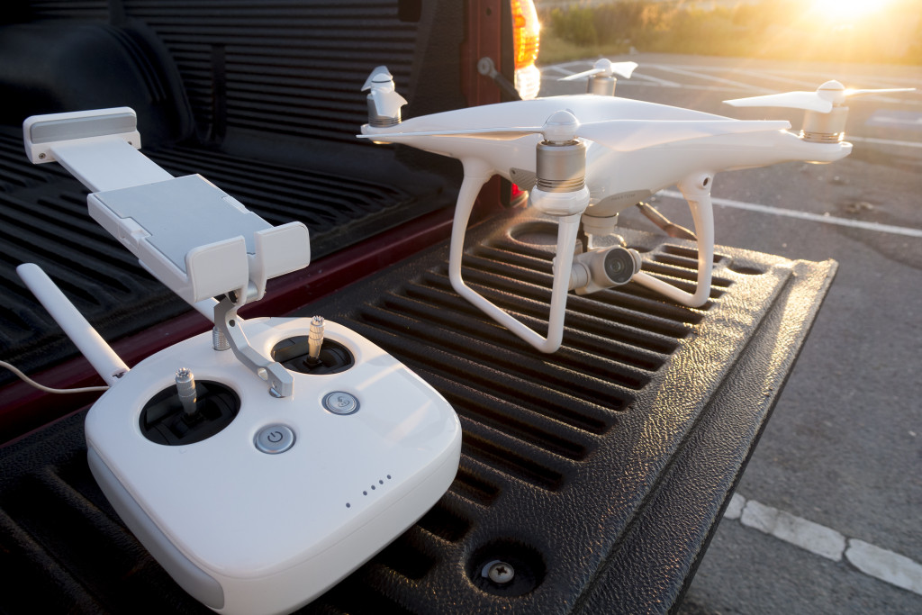 DJI Phantom 4 Review First Impressions
