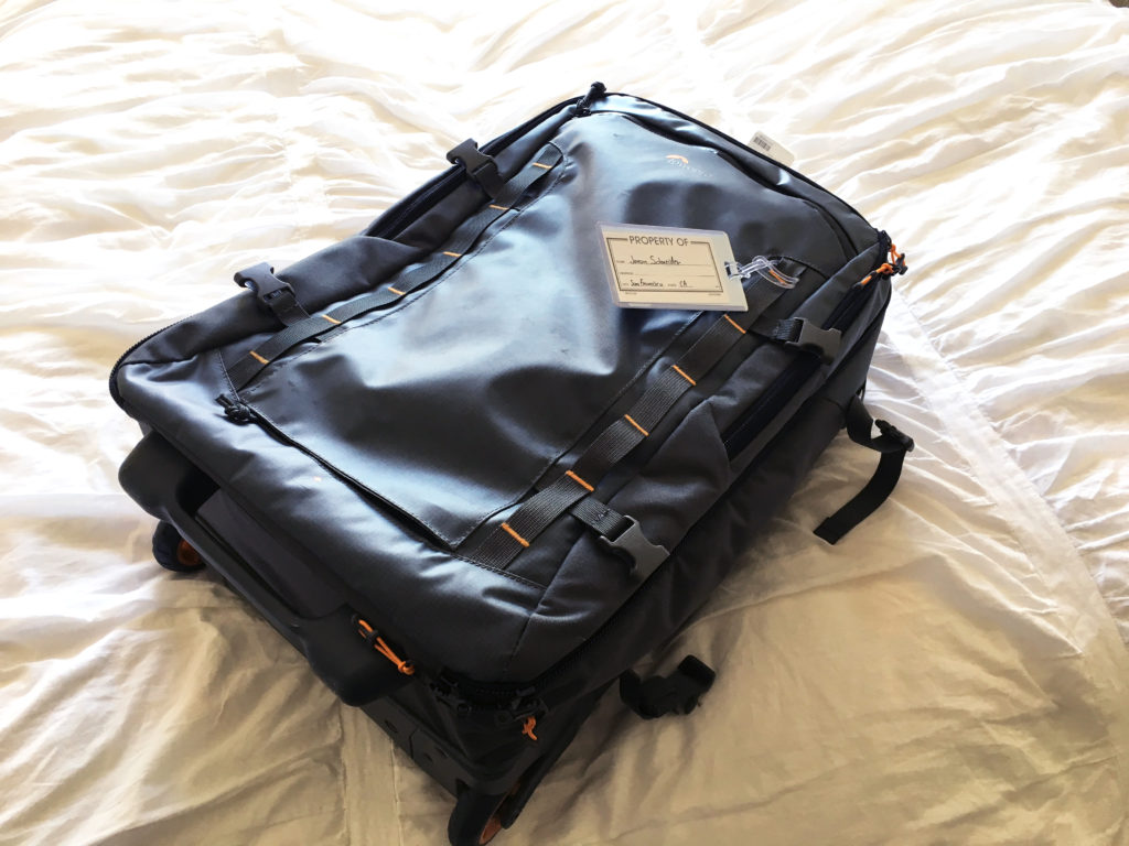 Lowepro Highline Roller Review