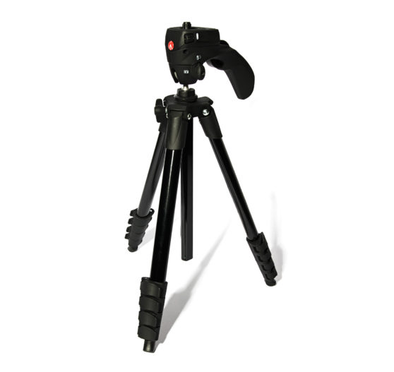 Manfrotto Compact Action Tripod 2