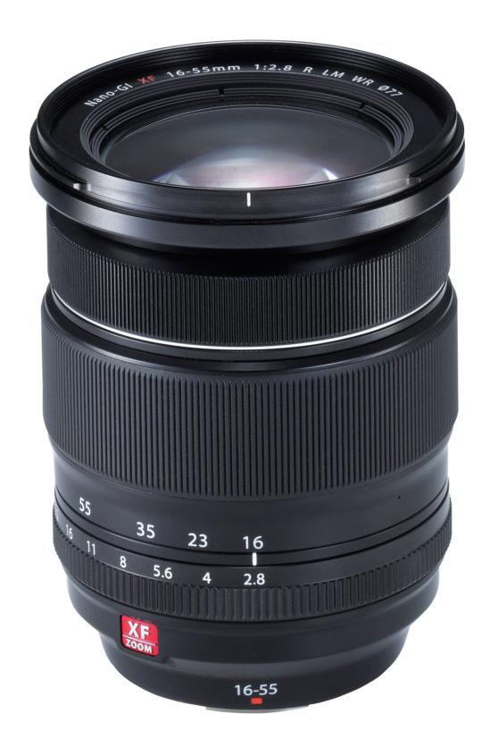 Fuji 16-55mm
