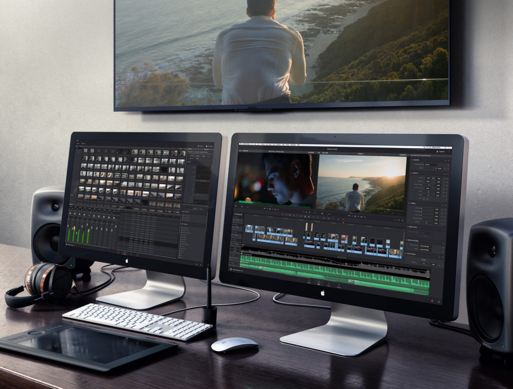 Blackmagic Announces Massive Update to DaVinci Resolve