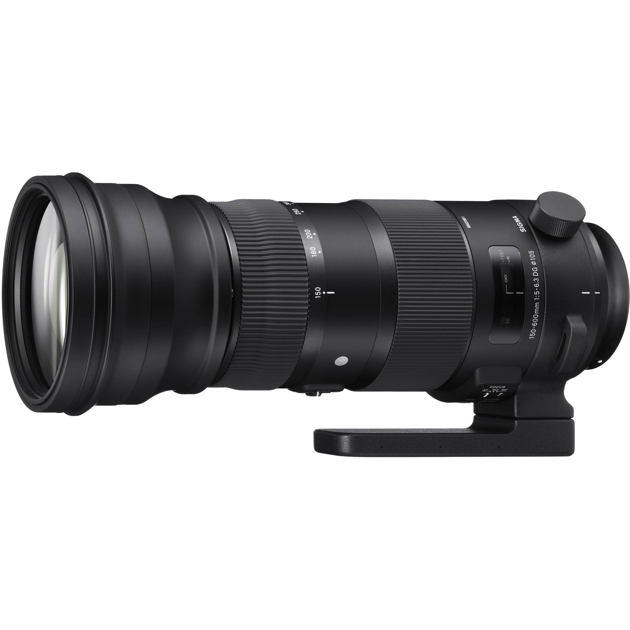 Sigma Announces 150-600mm Firmware Update To Solve Odd Overexposure