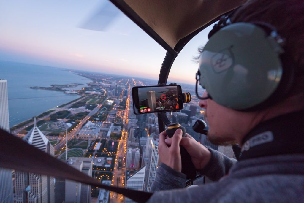 Aerial Filmmaker San Francisco