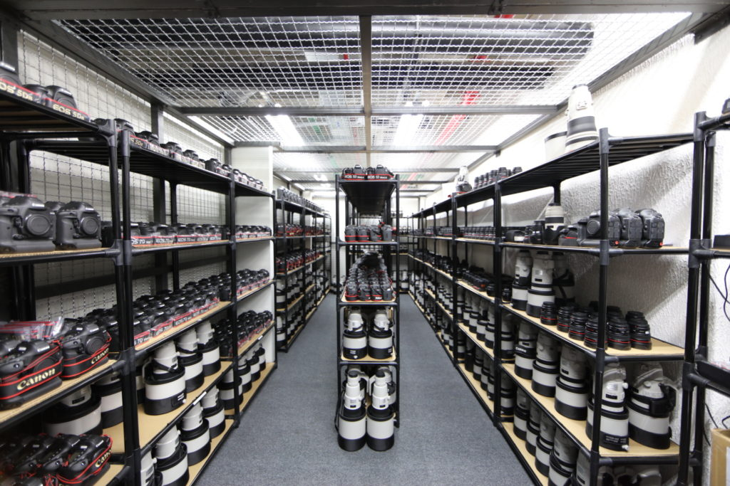 CPS Depot Room
