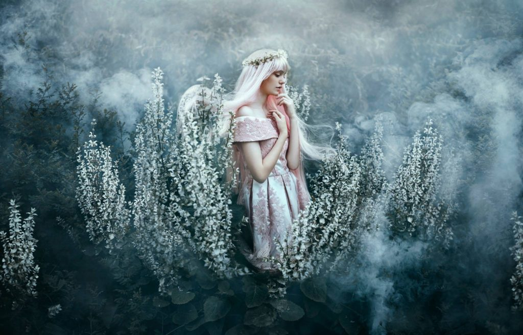 """Under Your Spell,"" © Bella Kotak"