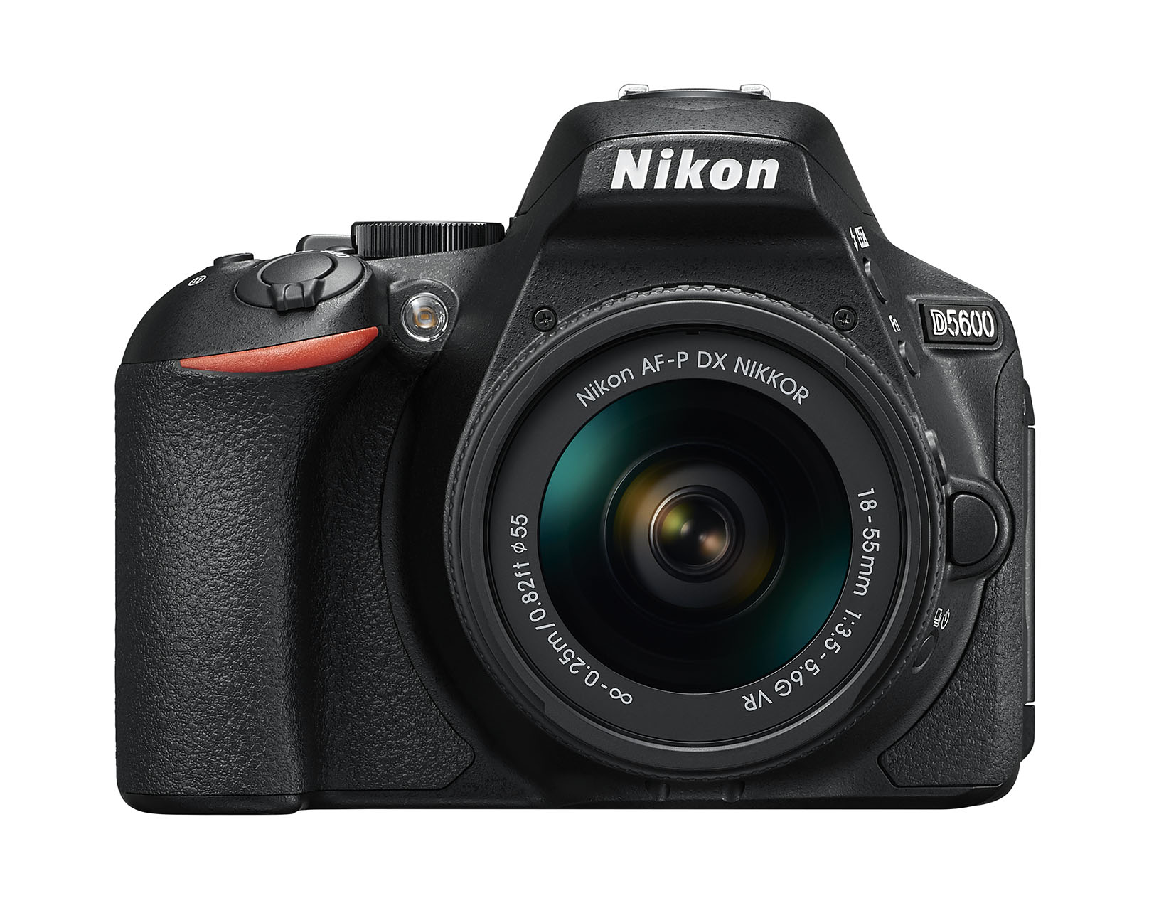 Nikon D5600 DSLR Announced With Bluetooth