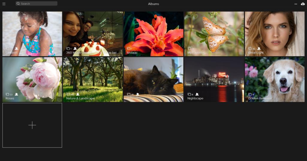 webapp-albumsview