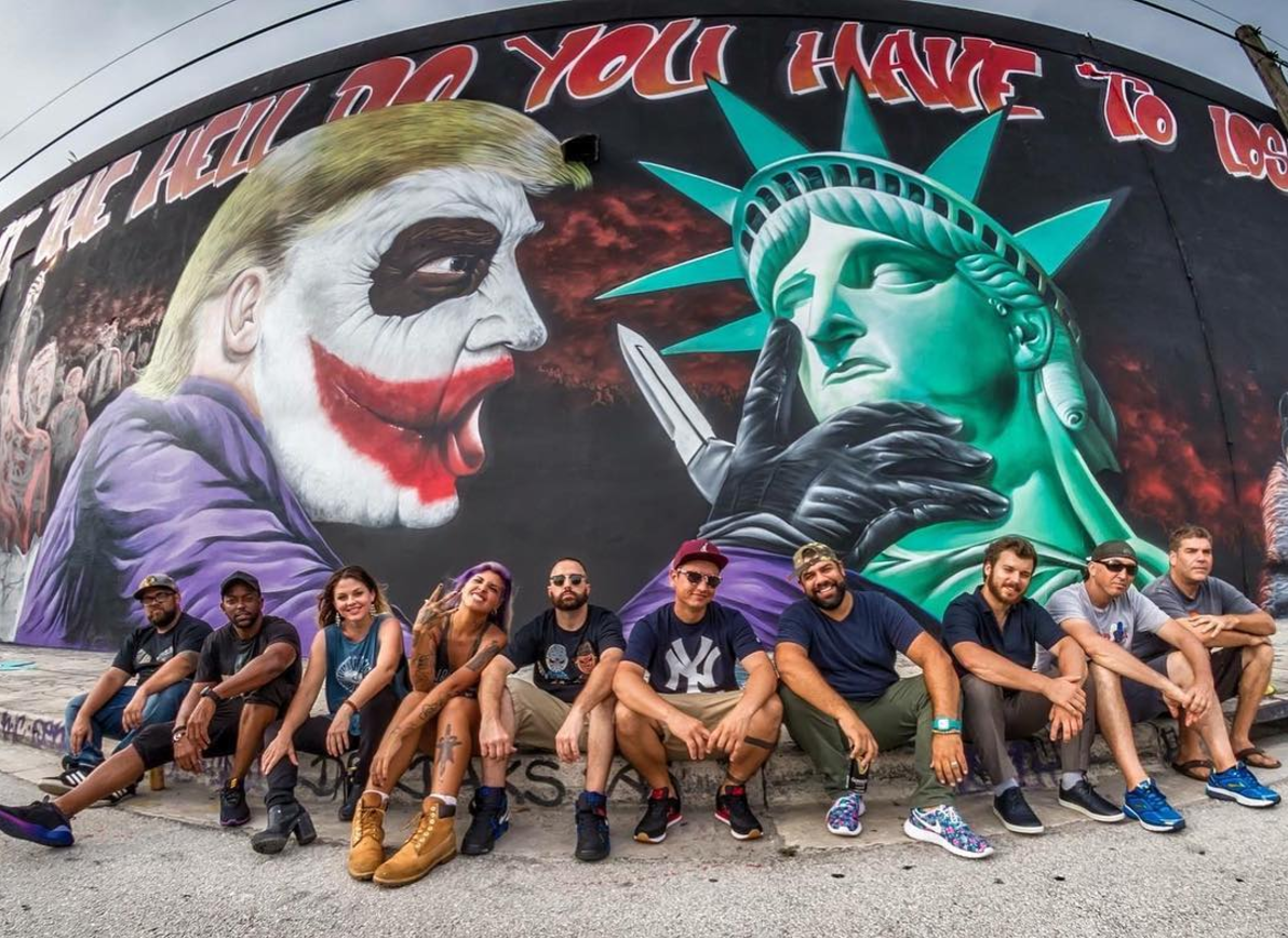 Murales A New York.10 Of The Most Instagrammable Murals In New York City Resource