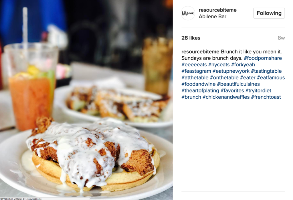 22 NYC Foodie Instagrams That Will Make Your Mouth Water