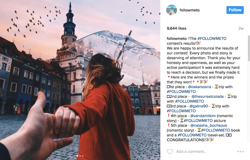 7 Instagram Dream Couples Every Modern Romantic Should