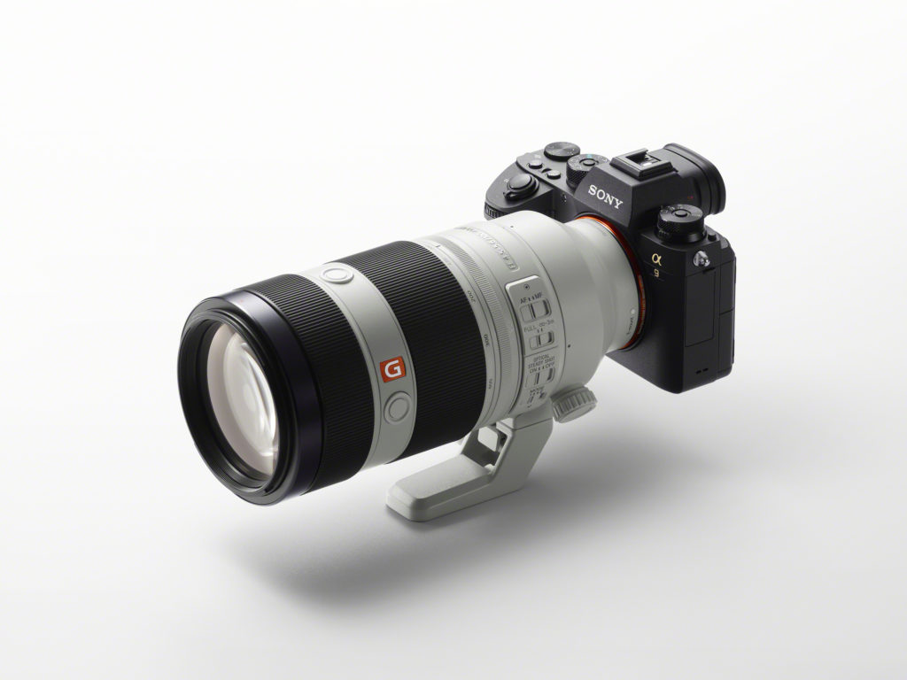 New Sony Flagship Alpha 9 Mirrorless Camera Takes On Rival Pro DSLRs