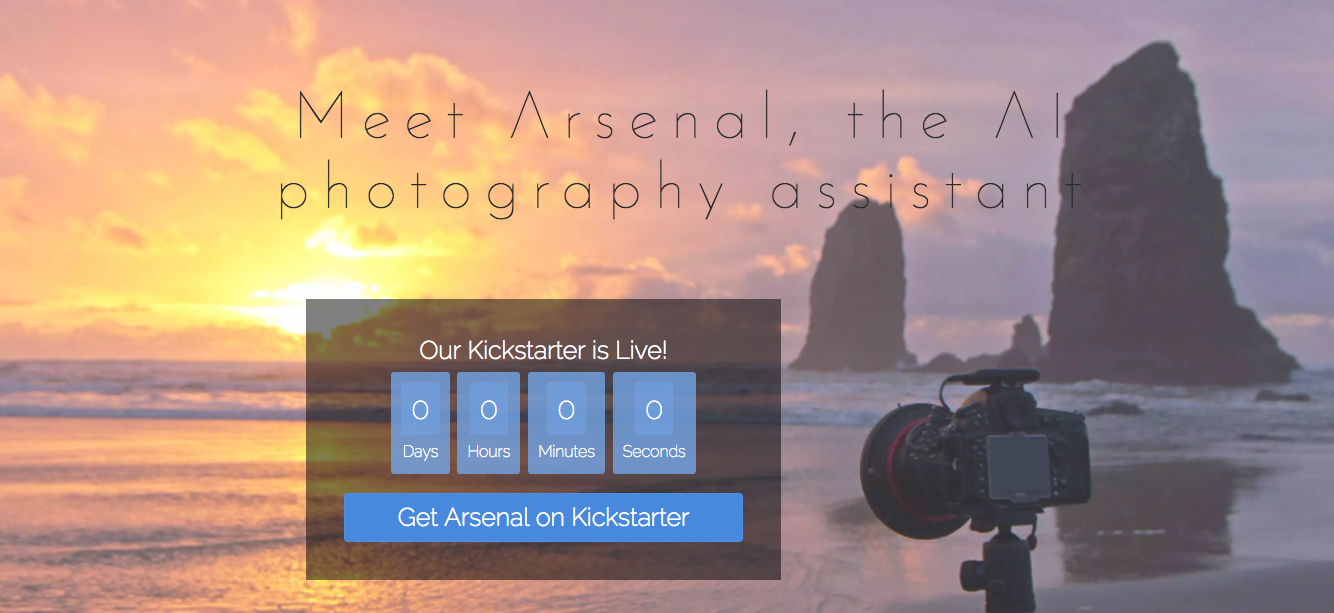 AI-photography-kickstarter