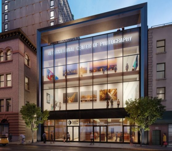 International Center of Photography Gets a New Home