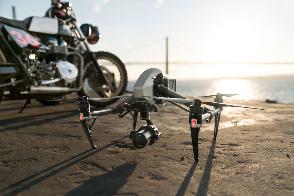 DJI Announces an Impressive Super 35 Drone Camera With 6k Resolution
