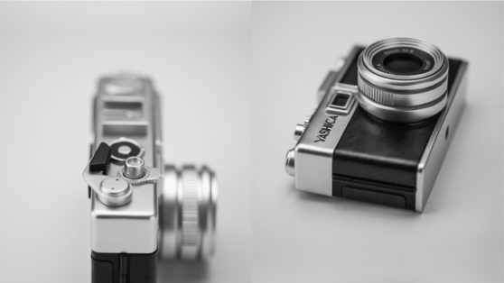 YASHICA Y35 digiFilm: The Ease of Analog, the Look of Digital