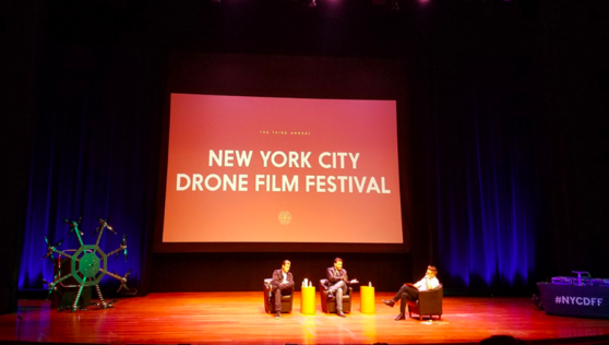 NYC, Drone, Festival, Theater, Panel