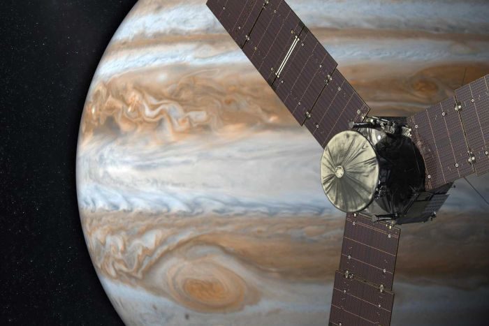 Israeli Scientists Discover that Jupiter's Stripes Are Thicker than Previously Thought