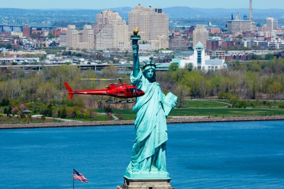 Helicopter Chartered For Photography Shoot Crashes In New York City