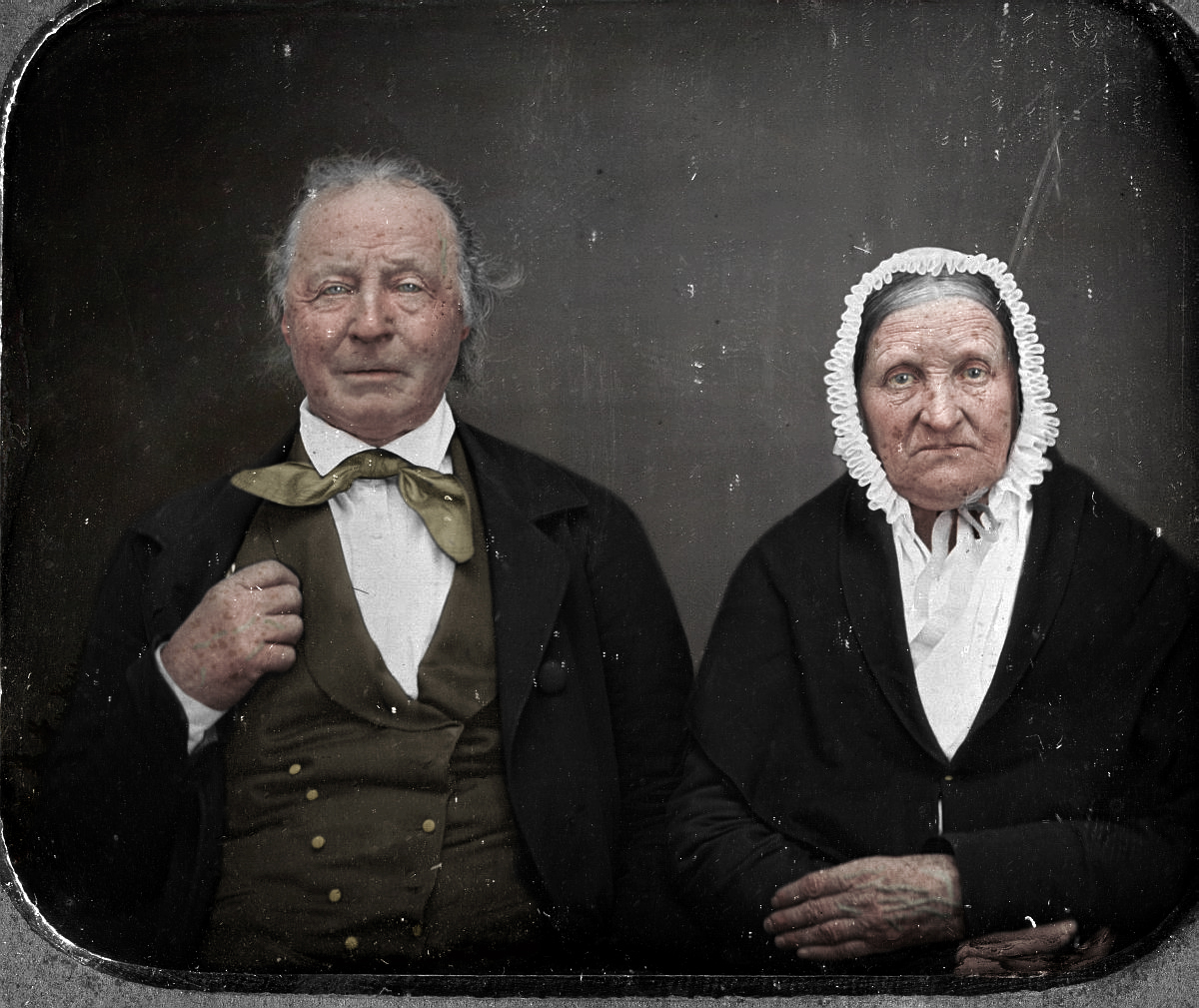 1840s Photos Are Brought To Li...