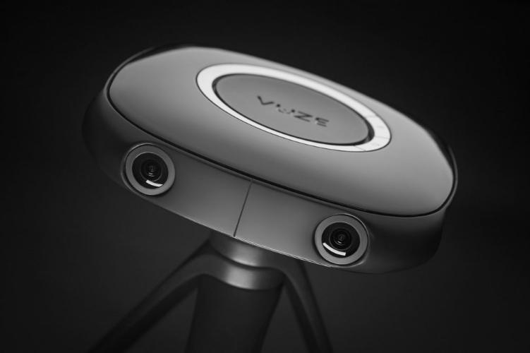 Vuze, camera, VR