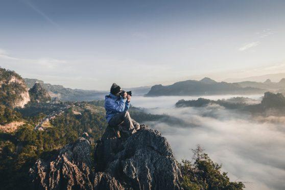 photograph, mountain