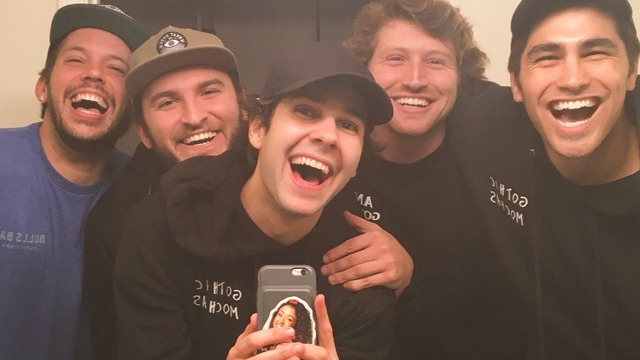Vlogger David Dobrik Takes Brief Hiatus Bridget Schneider
