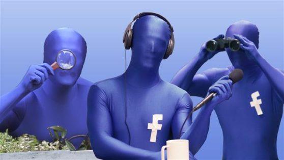 facebook, spies