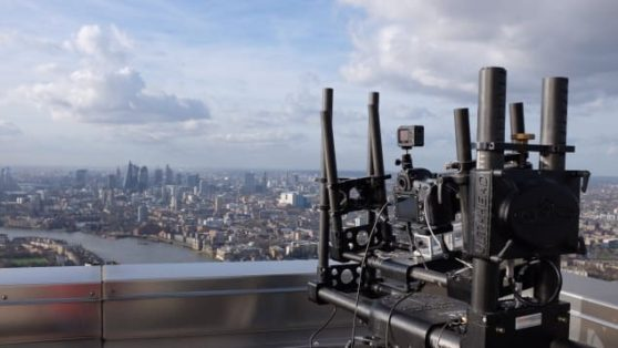 London's Skyline Is Captured In The First Ever Gigapixel Time-Lapse Panorama