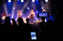 concert, photographer